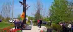 В Изюме отметили 33-ю годовщину Чернобыльской аварии и почтили память погибших ликвидаторов ЧАЭС [видео]