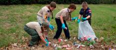 Активная молодежь Изюма - за чистую окружающую среду!
