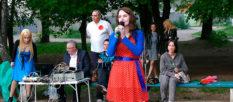 Ольга Евтушок - «Синий платочек» [видео]