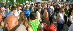 Как в Изюме праздновали День Европы - версия видео от мэрии