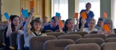 Активная молодежь приобщается к делам города - в Изюме создан Молодежный совет [видео от мэрии]