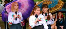 «Сад молодий» - украинская песня [видео]