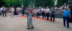 Руководство Изюма «зажигает» на День города [видео от мэрии]