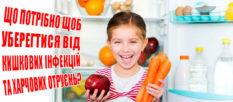 Что нужно, чтобы уберечься от кишечных инфекций и пищевых отравлений?