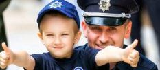 Сегодня День Национальной полиции Украины