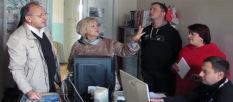 Журналисты Донбасса перенимают опыт в Изюме