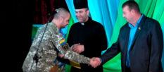 В Изюме отметили День Вооруженных Сил Украины [видео]