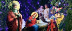 Сегодня православные изюмчане отмечают Рождество Христово