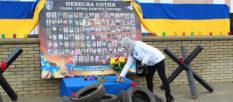 Они дали нам мечту, подарили нам надежду: в Изюмской общине почтили память Героев Небесной Сотни